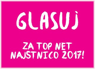 Glasuj za Top najstnico 2017